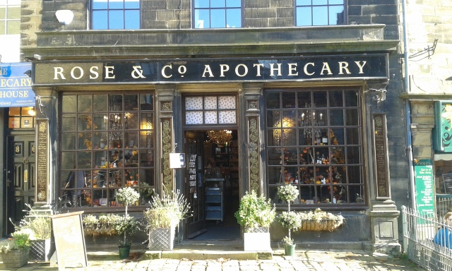 Apothecary Haworth