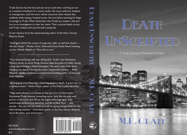 Deaht Unscripted jacket