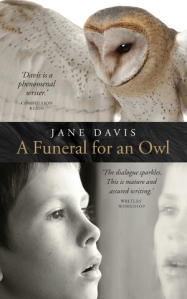A Funeral for an Owl cover reduced